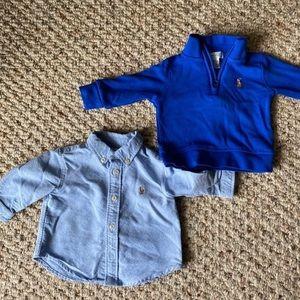 Infant Polo shirts